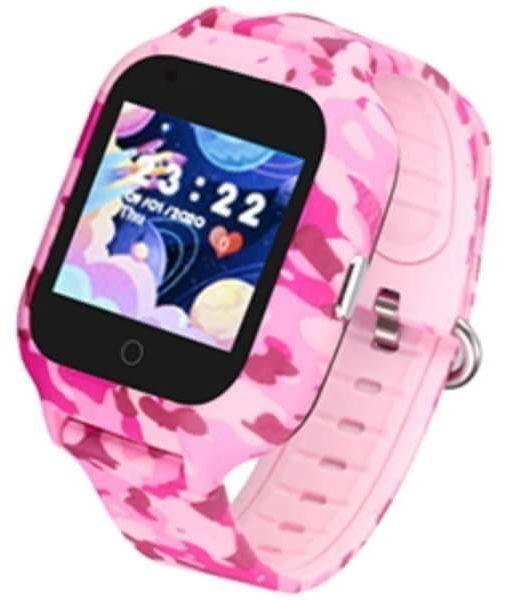 GARETT Smartwatch Garett Kids Moro 4G różowy