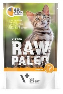 Raw Paleo Kitten Turkey 100 g