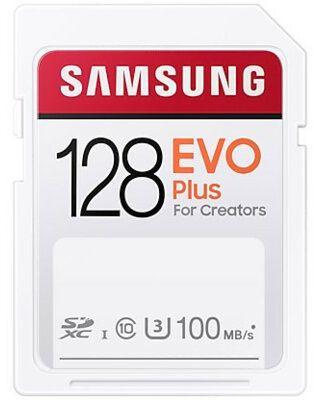 Karta pamięci SAMSUNG MB-SC128H/EU 128GB EVO Plus