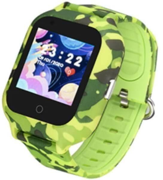 GARETT Smartwatch Garett Kids Moro 4G zielony