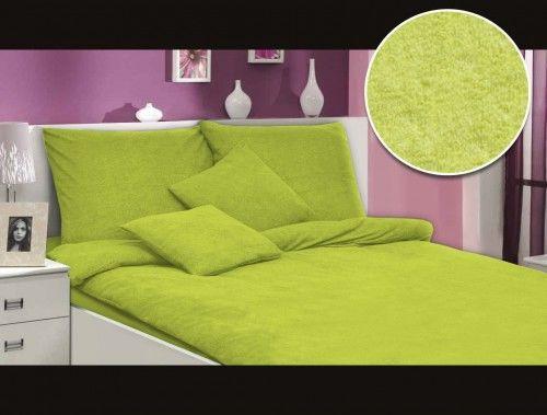 Darymex Pościel frotte limonka 034 200x220