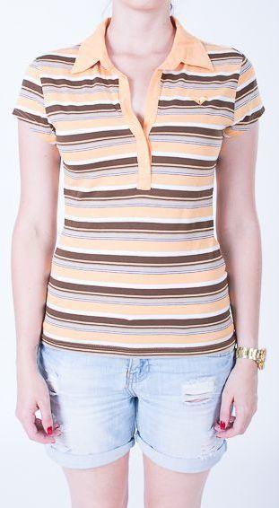 t-shirt damski ROXY Sor-soda orange