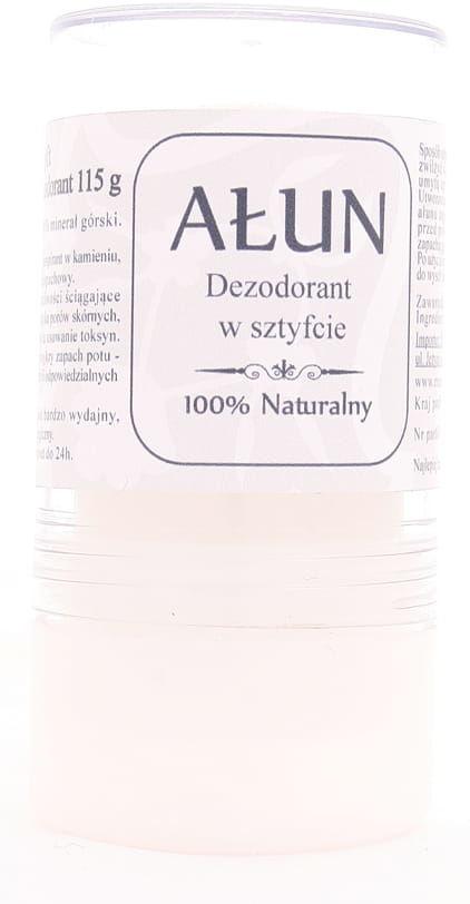 Ałun sztyft naturalny dezodorant - Maroko Produkt - 115g