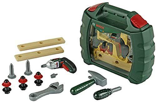 Theo Klein 8384  Bosch walizka narzędziowa Ixolino, zabawka