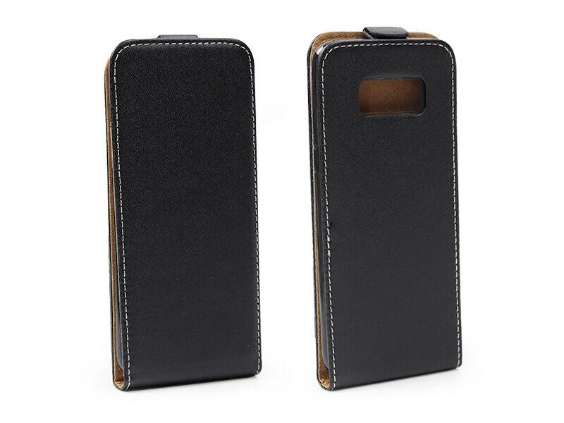 Samsung Galaxy S8 - etui na telefon Forcell Slim Flexi - czarny