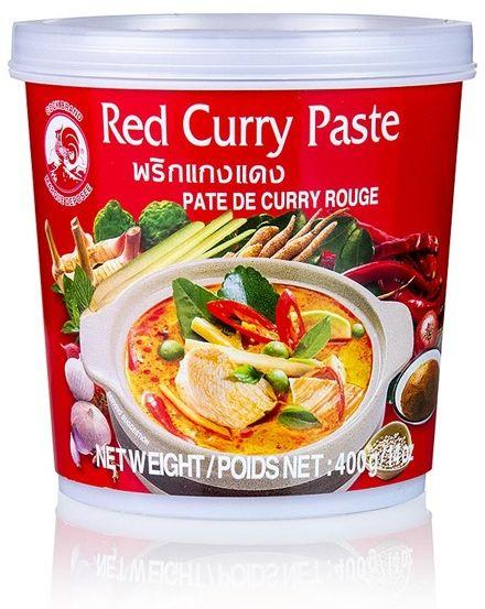 Pasta curry czerwona 400g