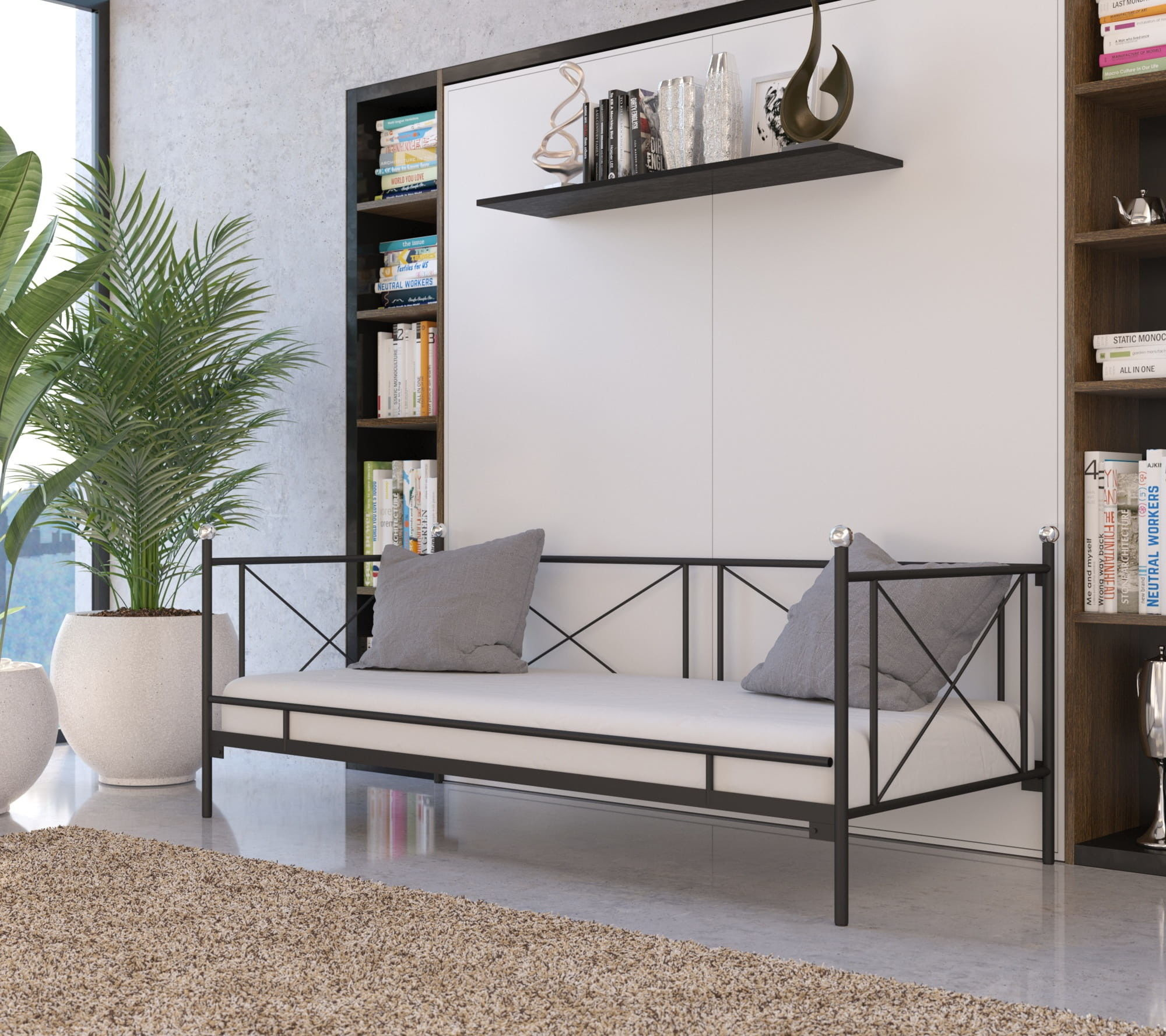Sofa ogrodowa Lak System wzór 22