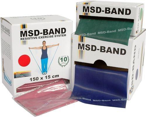 Taśma do ćwiczeń oporowych MSD