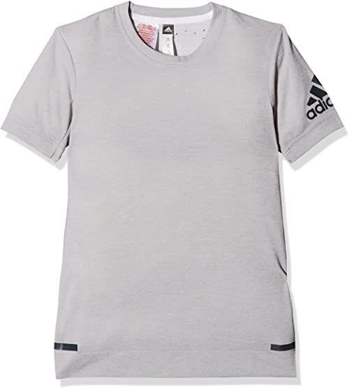 Adidas chłopięca Yb Chill T-shirt, biały/szyfon/plamat/bluzka, rozmiar 164