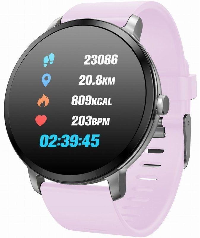 GARETT Smartwatch Sport 24 różowy