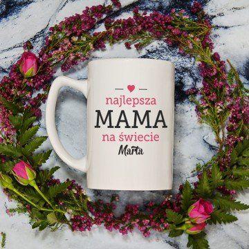 Mama - Personalizowany Kubek