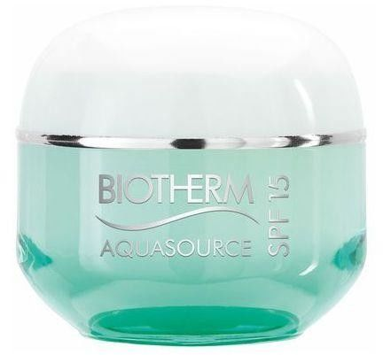 Biotherm Aquasource SPF 15 - Krem do twarzy 50 ml