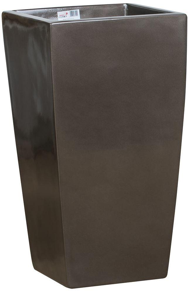 Donica z włókna szklanego D245C grafitowy metalik