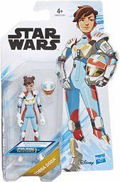 Hasbro Star Wars E3942ES0 Resistance seria Torra Doza figurka akcji, wielokolorowa, 9,5 cm wielkości