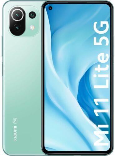 Xiaomi Mi 11 Lite 5G 6GB/128GB Zielony GS-T-XIA-0613