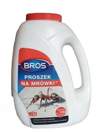 Proszek na mrówki Bros 1 kg