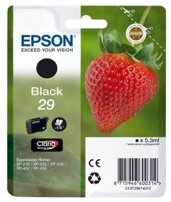 Wkład atramentowy EPSON 29 Czarny