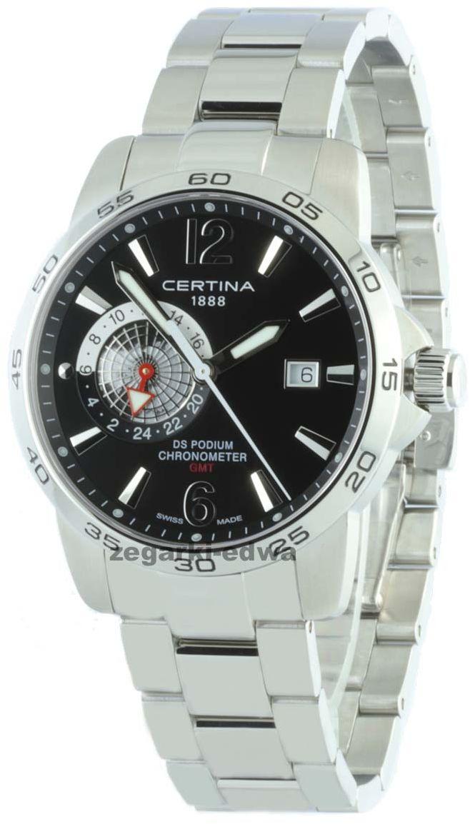 Certina C034.455.11.057.00