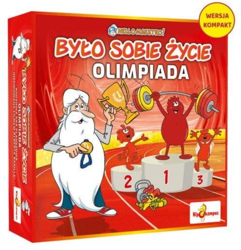 Gra Było sobie życie. Olimpiada wersja kompakt