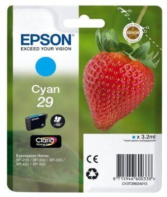 Wkład atramentowy EPSON 29 Cyjan