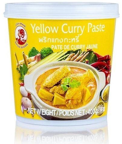 Pasta curry żółta 400g