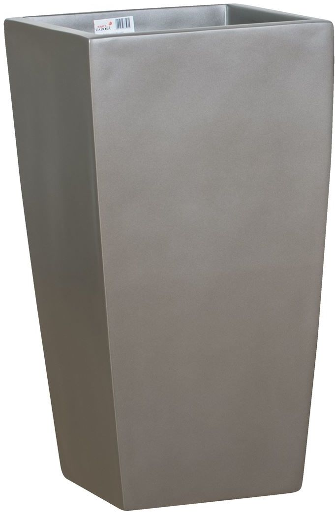 Donica z włókna szklanego D245C szary mat