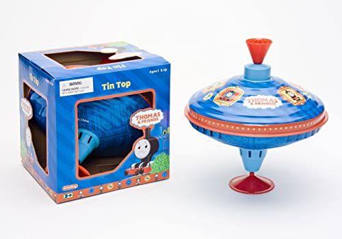 Joy Toy - Thomas & Friends 202829 - bąbelek z lokomotywą dźwiękową 22 x 22 cm - w opakowaniu prezentowym