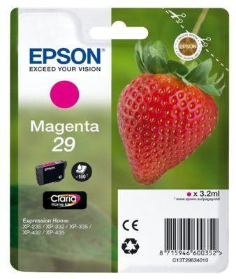 Wkład atramentowy EPSON 29 Magenta