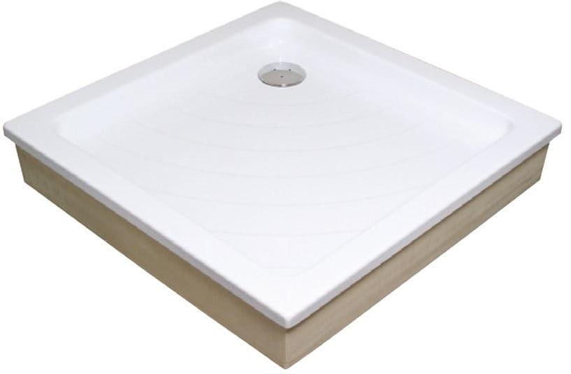 Ravak brodzik akrylowy kwadratowy ANGELA EX 80x80 A004401320