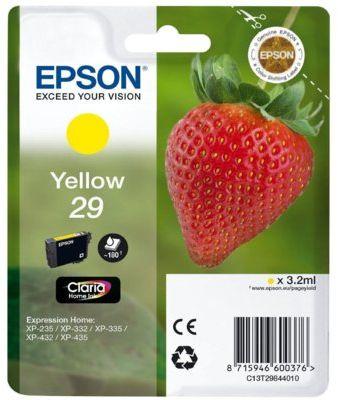 Wkład atramentowy EPSON 29 Żółty