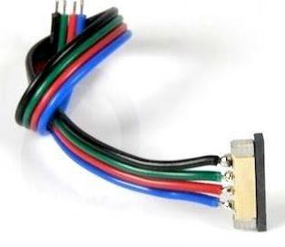 Złączka RGB 10 mm pojedyncza