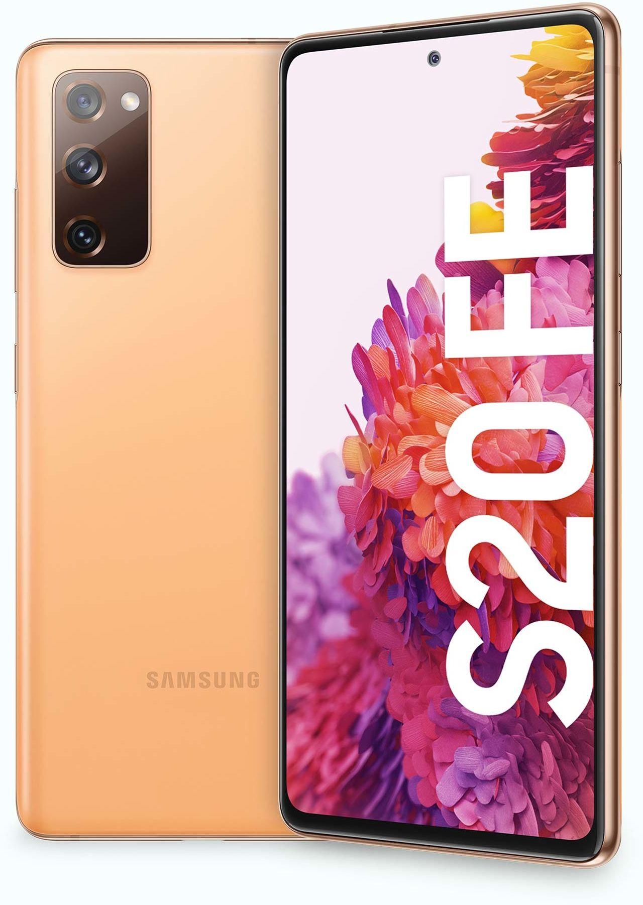 Samsung Galaxy S20 FE 5G SM-G781 8/256GB Pomaranczowy SM-G781BZWHEUE