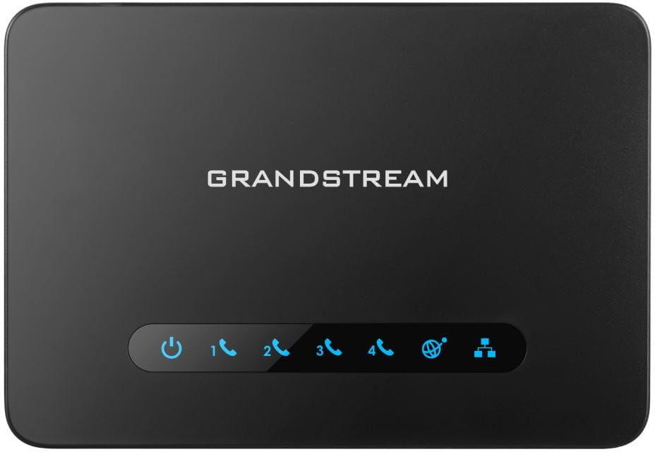 Grandstream HT814 - bramka VoIP 4 porty SIP router