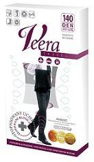 Kompresyjne podkolanówki przeciwżylakowe - męskie z bawełną - I Klasa kompresji (Veera 140 Travel)
