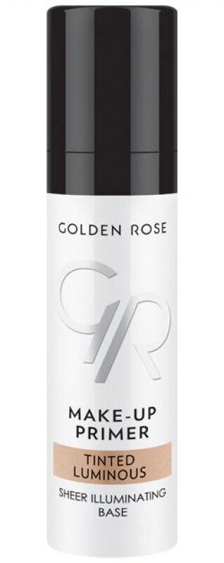 Golden Rose - MAKE-UP PRIMER - TINTED LUMINOUS - Koloryzująca baza pod makijaż