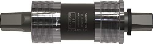 SHIMANO Unisex  łańcuszek dla dorosłych BSA BBUN300 EBBUN300B27B, czarny, rozmiar uniwersalny