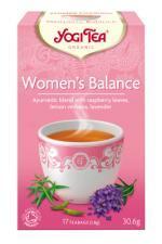 Herbatka dla KOBIET - RÓWNOWAGA BIO (17 x 1,8 g) Yogi Tea