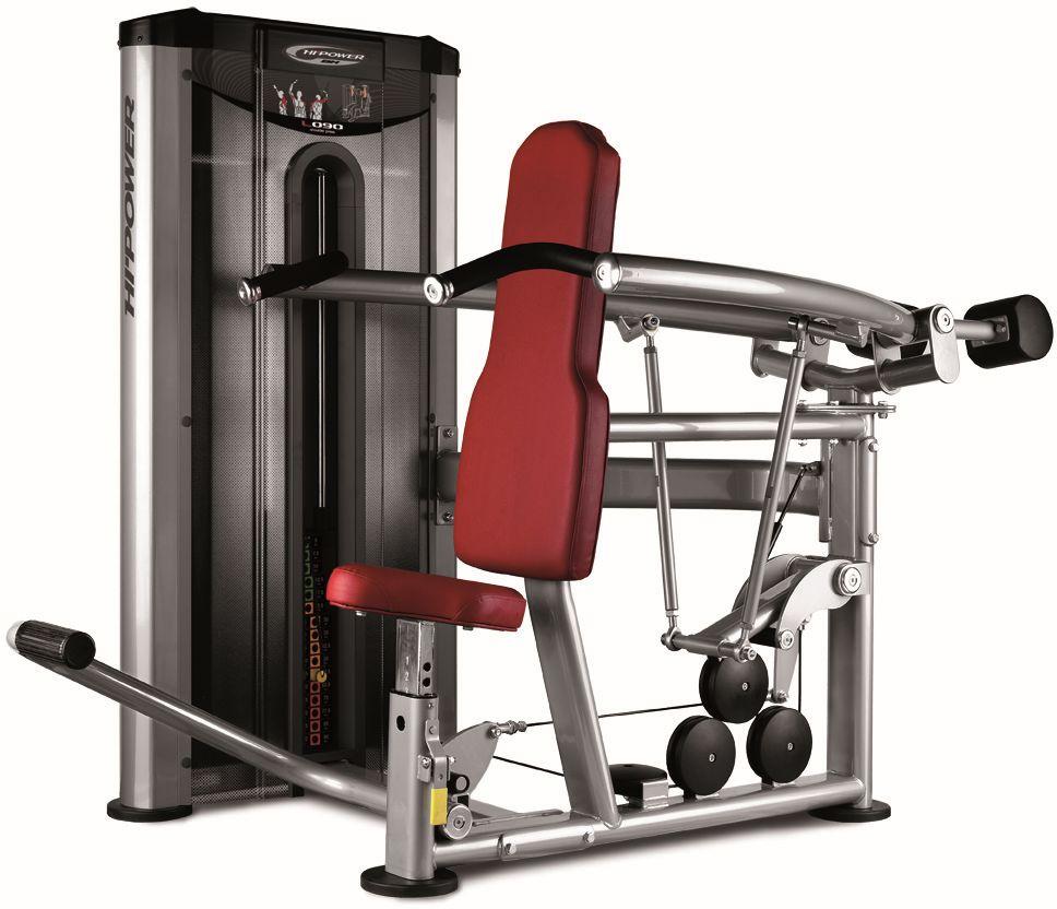 Maszyna do ćwiczeń mięśni ramion Shoulder Press L090 BH Fitness