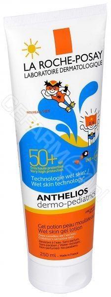 La Roche-Posay Anthelios Dermo-Pediatrics ochronne mleczko żelowe dla dzieci SPF 50+ 250 ml