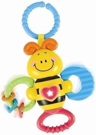 Wesołe zwierzaczki - pszczółka