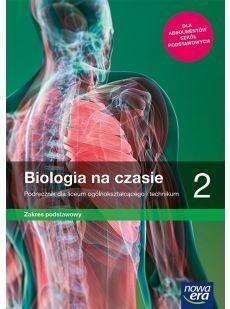 Nowe biologia na czasie era podręcznik 2 liceum i technikum zakres podstawowy 64912 1006/2/2020 ZAKŁADKA DO KSIĄŻEK GRATIS DO KAŻDEGO ZAMÓWIENIA
