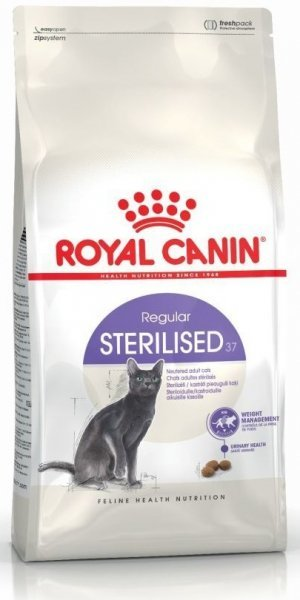Royal Canin Sterilised 37 400g
