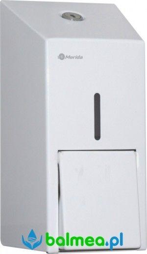Dozownik mydła w płynie MERIDA STELLA MINI - biały