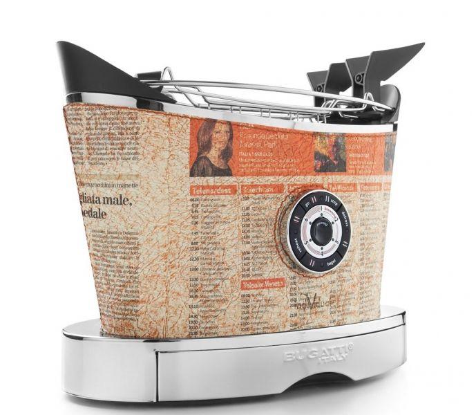 Casa Bugatti VOLO INDIVIDUAL Toster - Leather - Skóra Newspaper