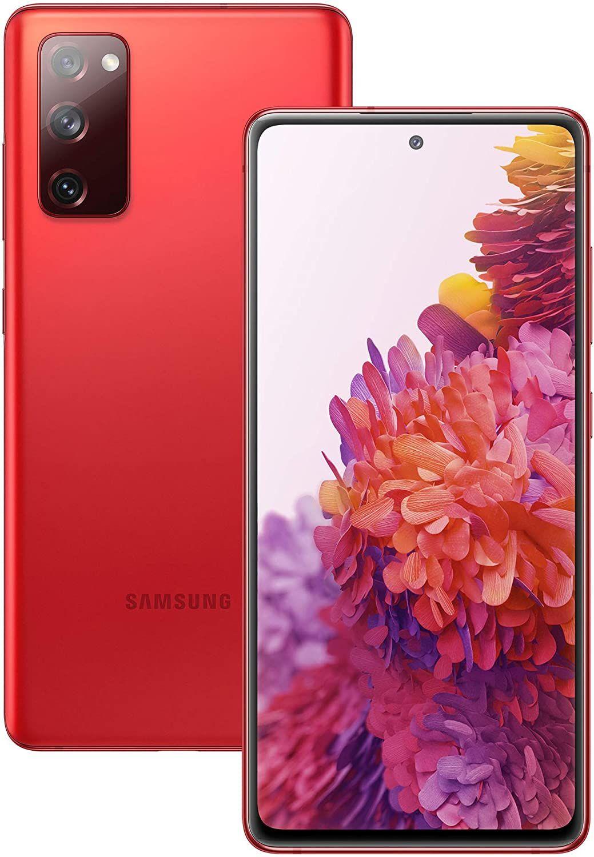 Samsung Galaxy S20 FE 5G SM-G781 6/128GB Czerwony SM-G781BZBDEUE