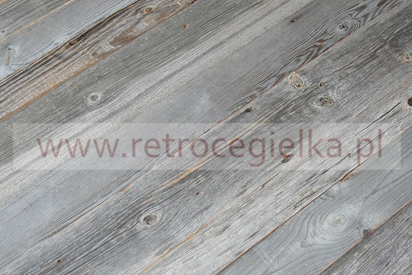 Retro drewno - deski, lamelki, odcienie szarości