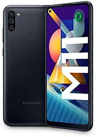 Samsung Galaxy M11 SM-M115 3/32GB Czarny SM-M115FZKNEUE