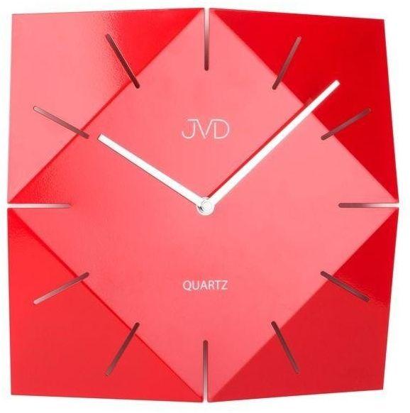Zegar ścienny JVD HB21.1 29 cm Metalowa obudowa
