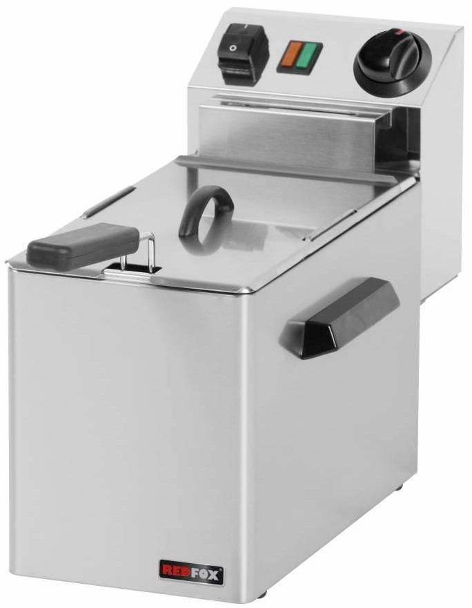 Frytownica elektryczna 5L 3000W 180x420x(H)300mm