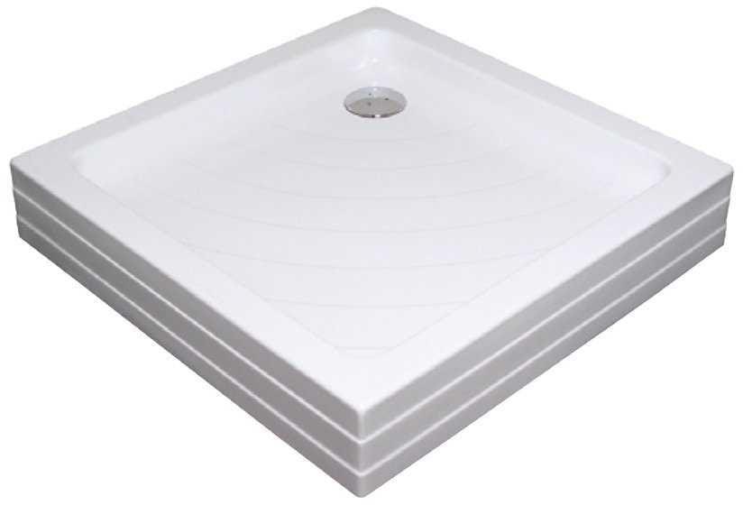 Ravak brodzik akrylowy kwadratowy ANGELA PU 90x90 A007701120